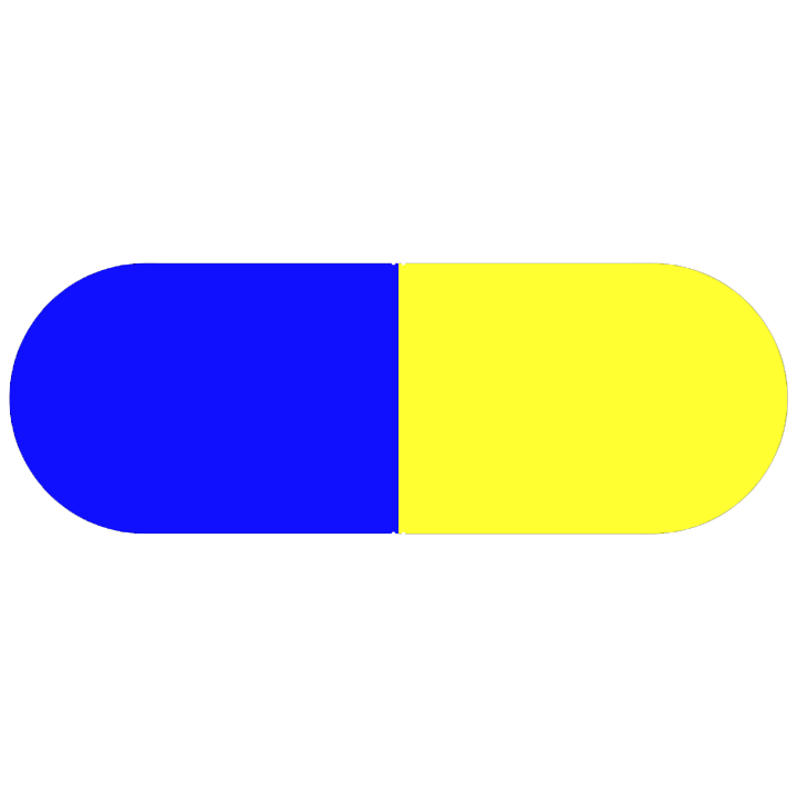 Pill Illustration: Verapamil 240mg (0591-2884)