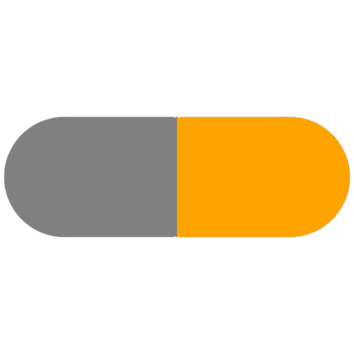 Pill Illustration: Cephalexin 250mg (0093-3145)