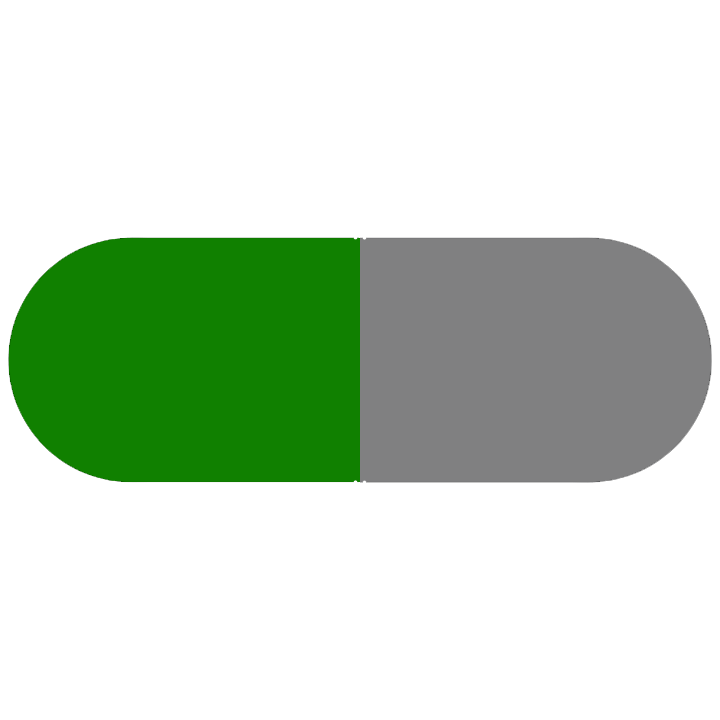 Pill Illustration: Diltiazem Extended-Release 300mg (10370-832)