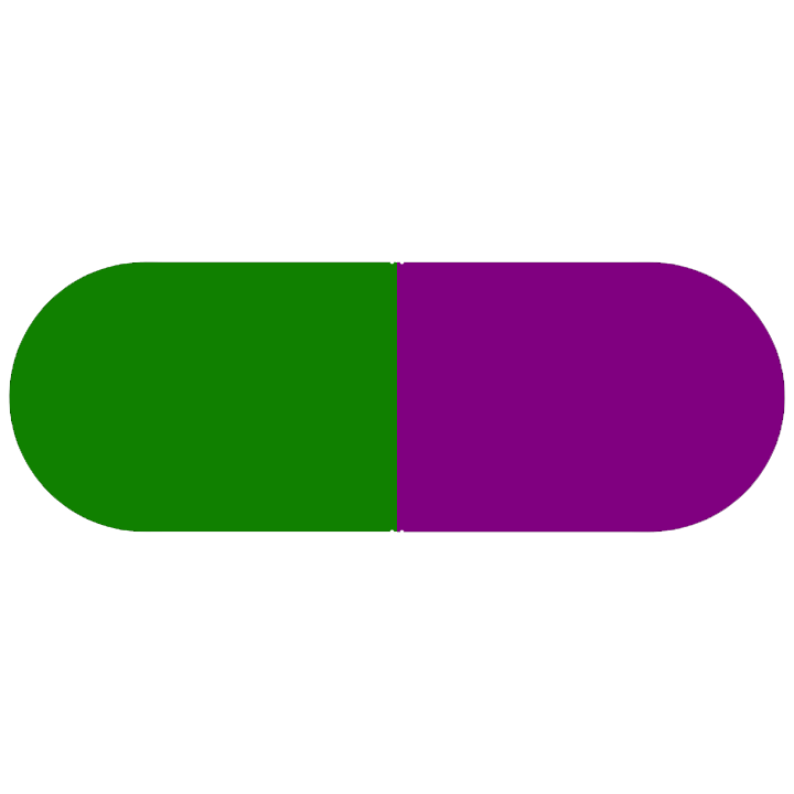 Pill Illustration: Cefdinir 300mg (0093-3160)