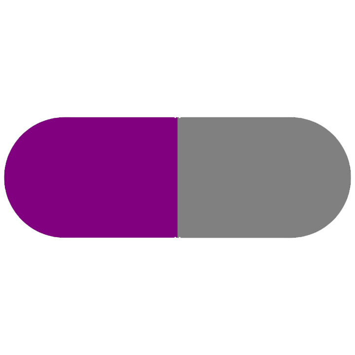 Pill Illustration: Cefaclor 500mg (50090-0518)