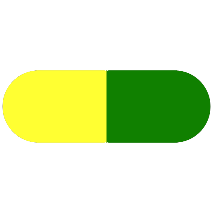 Pill Illustration: Prozac 20mg (0777-3105)