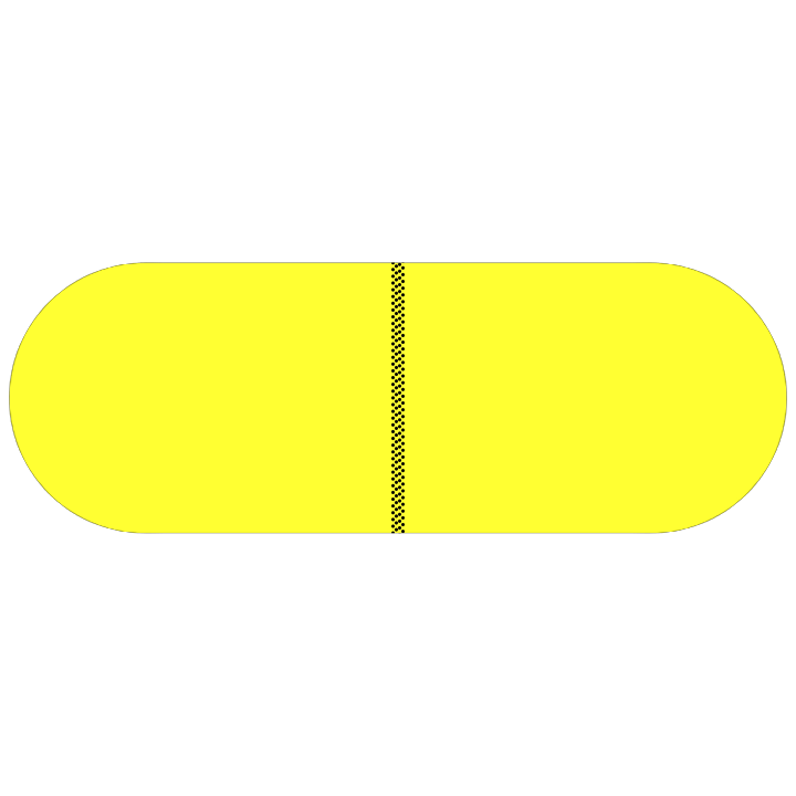 Pill Illustration: Diovan 40mg (0078-0423)