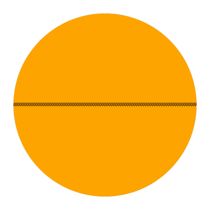 Pill Illustration: Hydrochlorothiazide 50mg (0172-2089)
